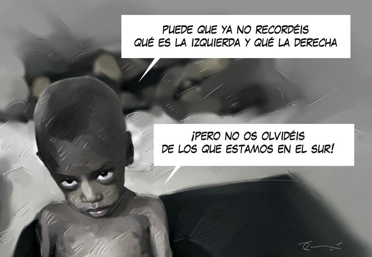 Ilustración: Juan Ramón Carneros