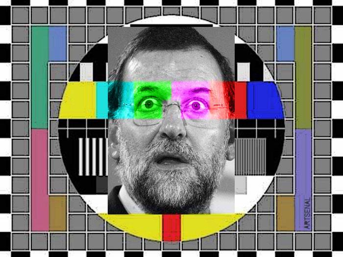 Cara de Ajuste (Rajoy), por Artsenal
