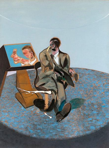 retrato-de-George-Dyer-en-el-espejo